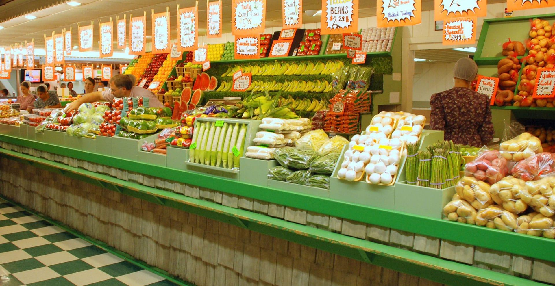 Booths Corner Farmers Market
